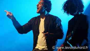 BRUAY-LA-BUISSIERE Sept cents fans ont vibré avec Amir à l'espace Grossemy - La Voix du Nord