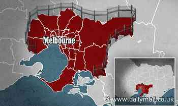 Melbourne residents hit with $4,957 fine for leaving lockdown for regional Victoria