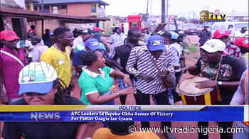 APC leaders in Ikpoba-Okha assure of victory for Pst. Osagie Ize-Iyamu - Independent Television and Radio