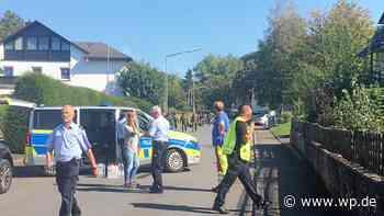 SEK-Einsatz in Lennestadt: Polizei findet Schreckschusswaffe - WP News