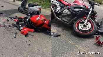 Varios heridos por accidentes de tránsito en Dajabón y Montecristi - CDN