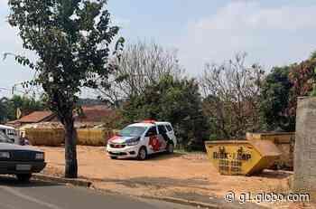 Corpo de homem é encontrado em Santa Rita do Passa Quatro dentro de córrego - G1