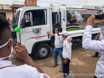 Camión compactador de recolección de basura entra en servicio en Chazuta - Diario Voces