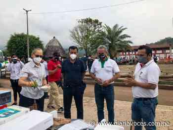Chazuta inicia la obra de construcción de la Plaza de Armas - Diario Voces