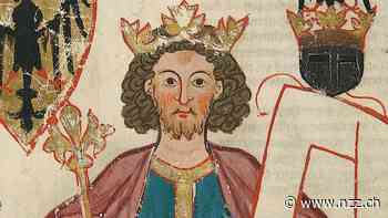 Ein Kaiser, der Liebesgedichte schreibt: Die Manessische Liederhandschrift ist wieder zu sehen