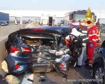 Incidente in in autostrada, 10 feriti a Pero tra cui 2 bambini | FOTO - Il Notiziario