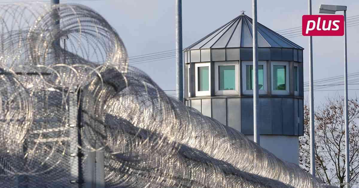 Prozess wegen Brandstiftung in der JVA Weiterstadt - Echo Online