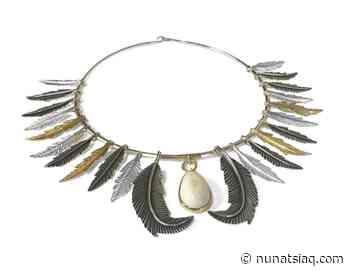 Gjoa Haven jeweller wins art prize for Nunavut - Nunatsiaq News