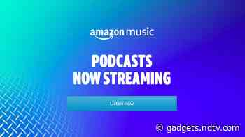 Amazon Cranks Up Its Music Service With Podcasts