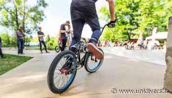 VTT / BMX freestyle camp Bois le Roi dimanche 2 août 2020 - Unidivers