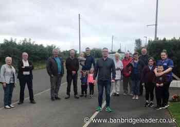 Lawrencetown residents take action on speeding - Banbridge Leader