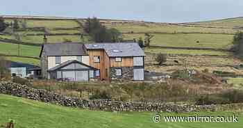 Farmer's extension he built for sick mum ordered to be taken down