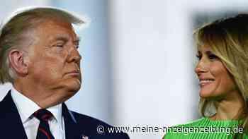 """Trump über Melania: """"Könnte jederzeit eine andere haben"""" - Enthüllungsbuch mit skandalösen Ehe-Details"""