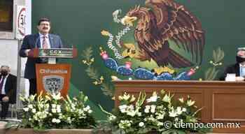 Chihuahua ha dado lecciones cívicas en defensa de sus causas: Corral - El Tiempo de México