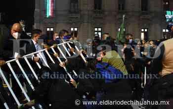 'Corral debe resolver demandas de las mujeres, no reprimirlas' - El Diario de Chihuahua