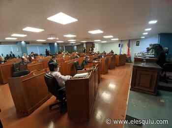 La oposición rechazó tratar una intervención al municipio de Puerta de Corral Quemado - Diario El Esquiu