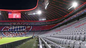 FC Bayern ist bereit für den Bundesliga-Start vor Zuschauern - So läuft die Vorbereitung in der Arena