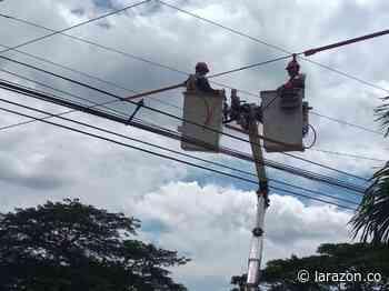 En la mañana de este martes no habrá energía en Moñitos y San Bernardo del Viento - LA RAZÓN.CO