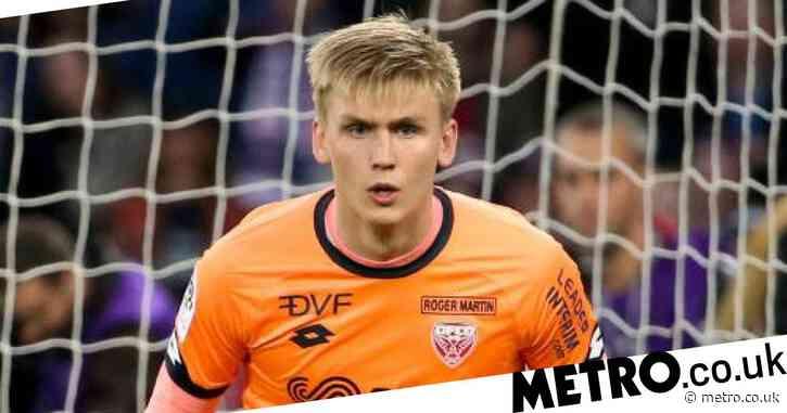 Arsenal set to complete transfer as Runar Alex Runarsson undergoes medical