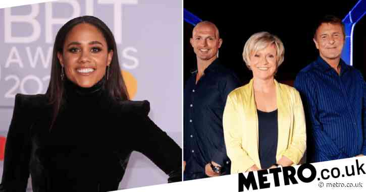 Alex Scott 'lined up' to replace Sue Barker as host of A Question Of Sport