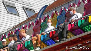Septembermarkt Crailsheim: Kein Volksfest-Ersatz, aber eine gute Alternative - SWP