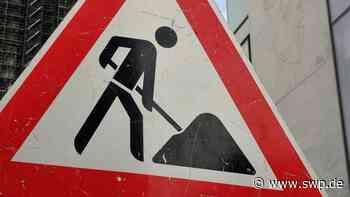 Bauarbeiten Crailsheim: Straße zwischen Altenmünster und Ingersheim wird gesperrt - SWP