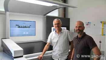 Klunker & Ewald Crailsheim: Druckfirma lockt nun auch mit Werbetechnik - SWP