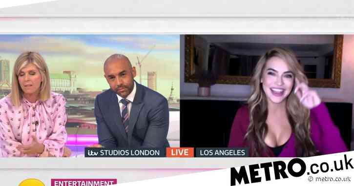 Selling Sunset's Chrishell Stause flirts up storm with Alex Beresford and gives Ranvir Singh tips for Strictly