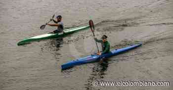 La anhelada vuelta al agua del canotaje paisa en Guatapé - El Colombiano