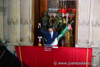 ¡Viva la defensa del federalismo!, arenga de Javier Corral - Juárez a Diario