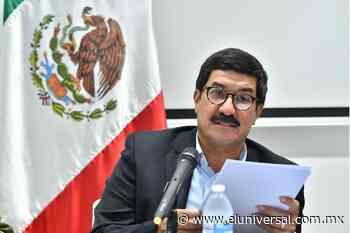 Alianza Federalista respalda a Javier Corral por tema del agua en Chihuahua | El Universal - El Universal