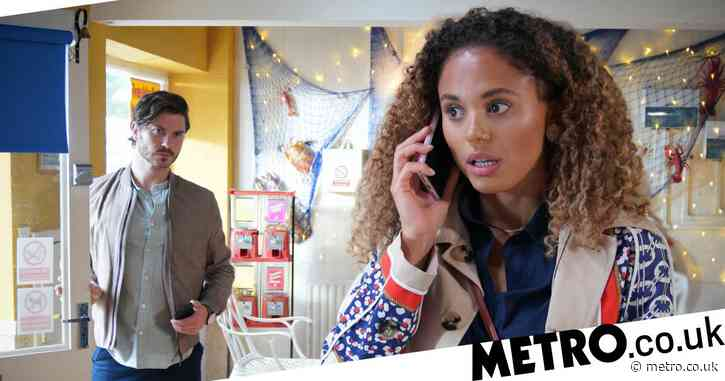 EastEnders spoilers: Gray Atkins takes control leaving Chantelle terrified