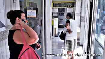 In Alicante irre Warteschlangen auf Post wegen Corona - Anwohner sauer