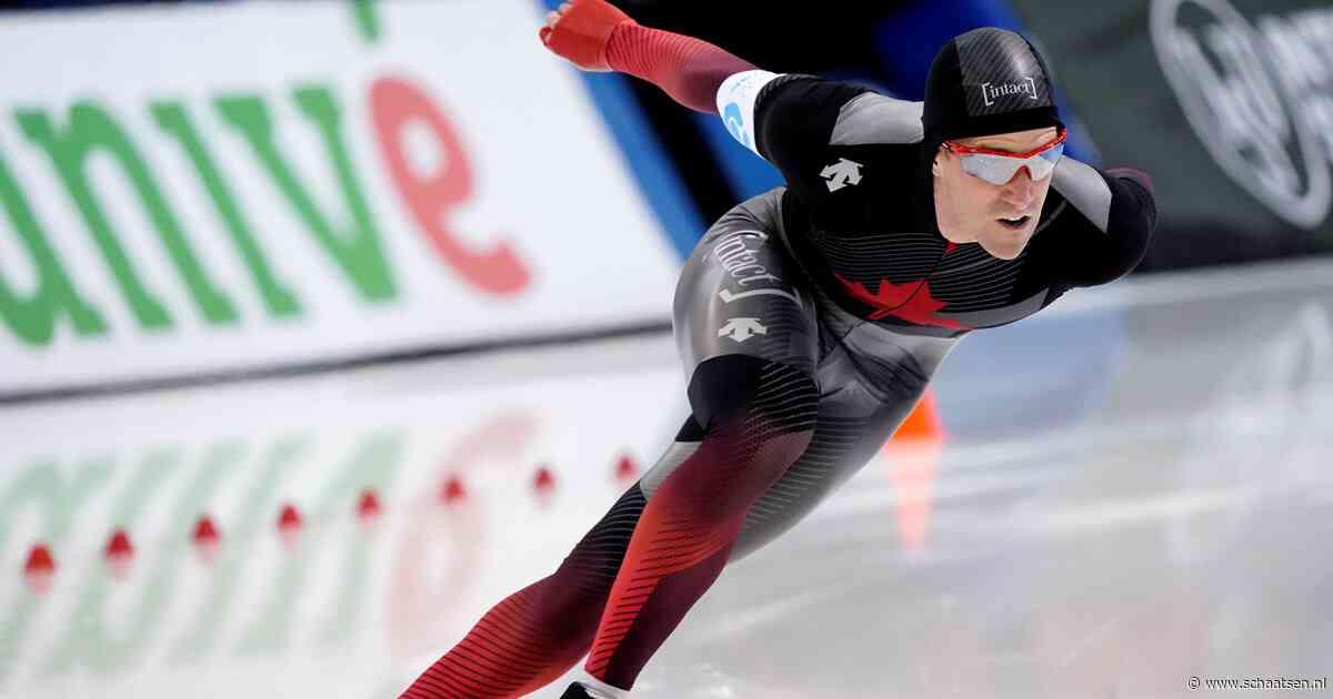 Canadese schaatsers hebben hoop gevestigd op Heerenveense bubbel