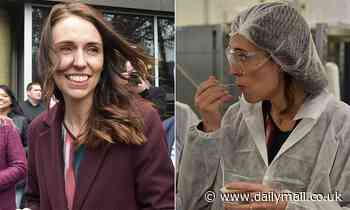 Jacinda Ardern hints at her support for cannabis to be legalised