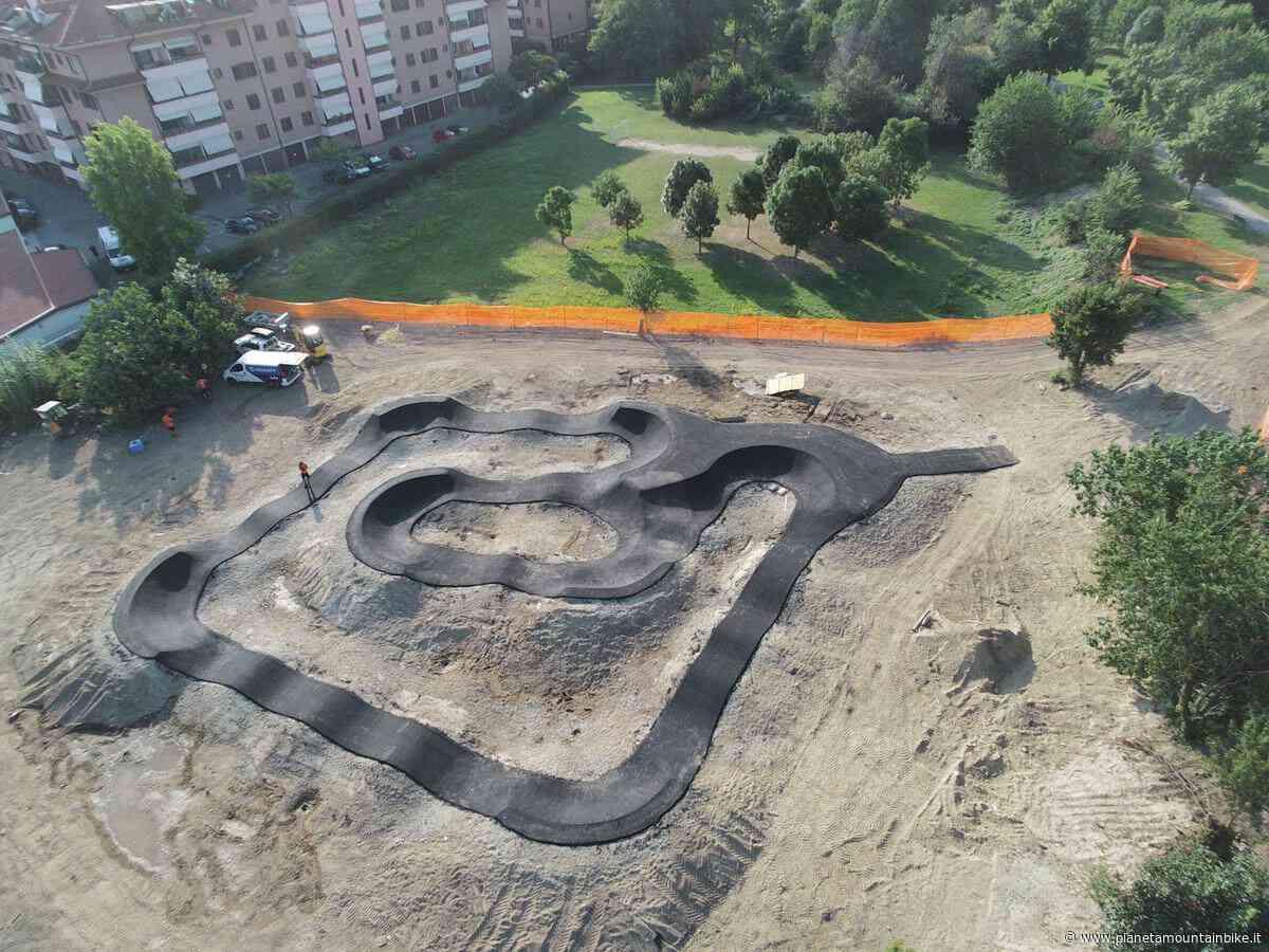 Pista di Pump Track a San Giuliano Milanese - PIANETAMOUNTAINBIKE.IT