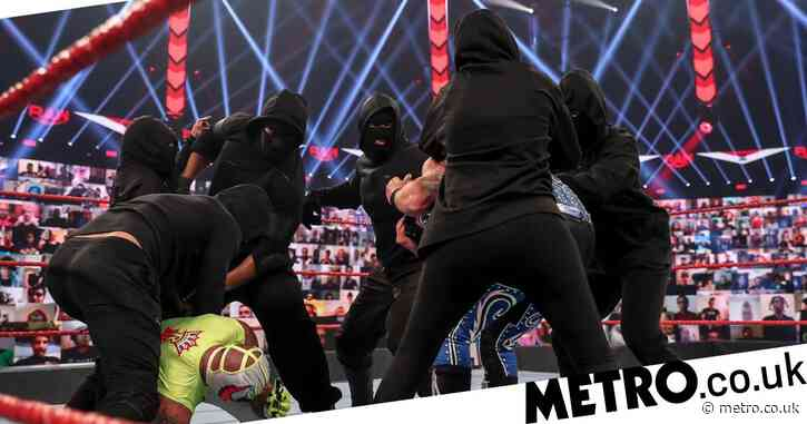 WWE's RETRIBUTION don't need big names – they just have to avoid Nexus pitfalls and channel The Shield