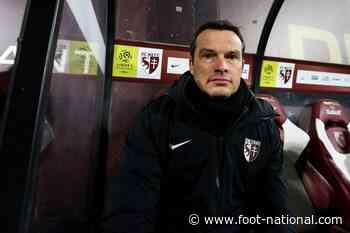 """Vincent Hognon (Metz) : """"Le but qu'on prend à 11 contre 9, c'est interdit"""""""