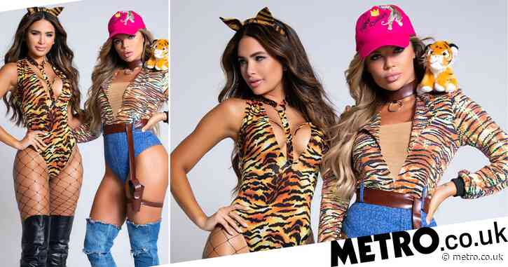 You can get a Tiger King-inspired Halloween costume and release your inner Carole Baskin
