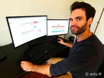 Yvelines. Maule : Jérémy Mauboussin aide les professionnels du web à lutter contre le plagiat - actu.fr