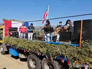 Con éxito se desarrolla tour musical itinerante de fiestas patrias en Illapel - Mi Radio