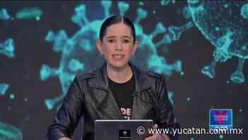 Yuriria Sierra da positivo a Covid-19 y genera burlas - El Diario de Yucatán