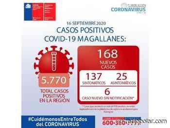 PUERTO NATALES SUPERA LOS 200 CASOS TOTALES COVID Y PORVENIR LLEGA A LOS 135 CONTAGIOS - radiopolar.com