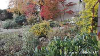Ambiance automnale au Jardin de Marguerite Plobsheim - Unidivers