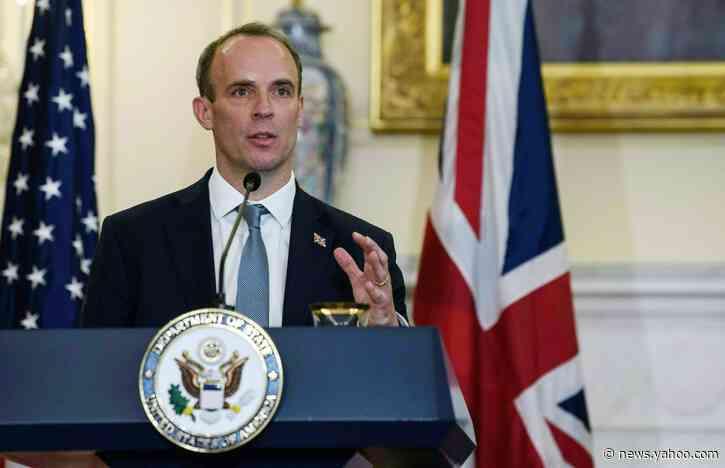 UK defends planned Brexit deal breach as Biden slams move
