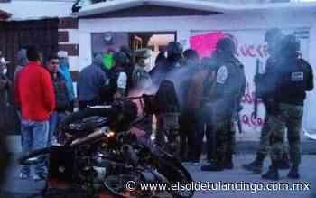 Lesionados en hechos violentos en Mixquiahuala - El Sol de Tulancingo