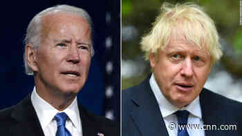 Joe Biden reminds Boris Johnson the world is watching Brexit -- and some are not impressed
