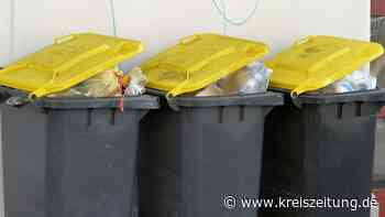 Gelbe Tonne wird im Landkreis Oldenburg ab Ende September verteilt. - kreiszeitung.de