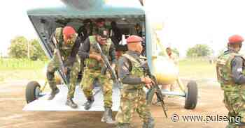 Military airstrike hits bandits' camp, kill scores in Zamfara - Pulse Nigeria