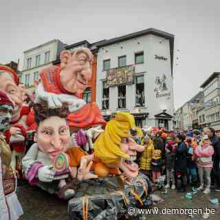 Aalst carnaval gaat toch door... in juni